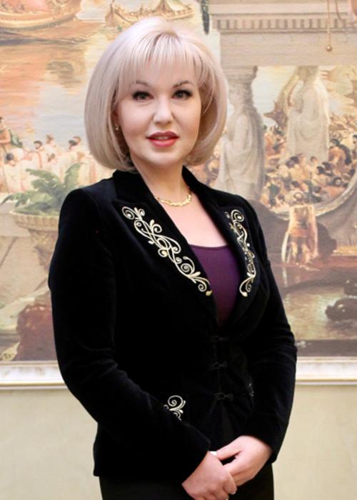 Алексеева Татьяна Олеговна