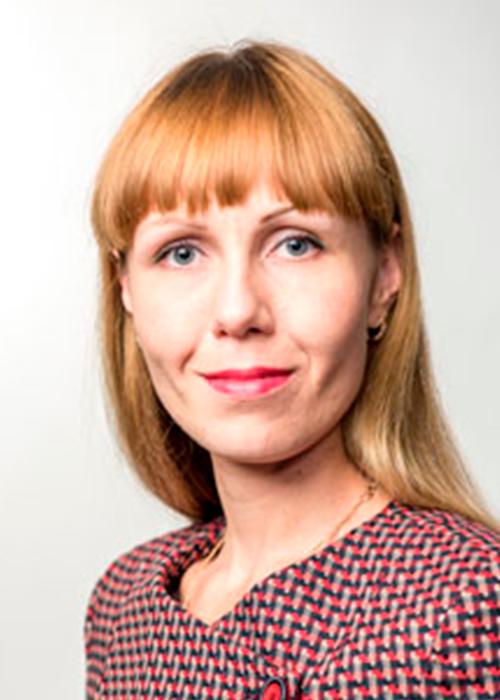 Михайловская Елена Владимировна